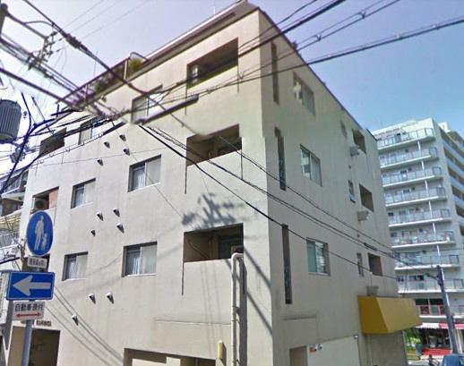 物件番号: 1025872007 シャトー金岡  神戸市中央区北長狭通5丁目 2LDK マンション 外観画像