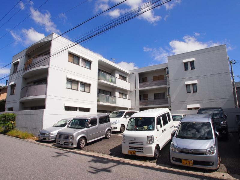 物件番号: 1025875426 アルシェ21  神戸市東灘区田中町3丁目 2LDK マンション 外観画像
