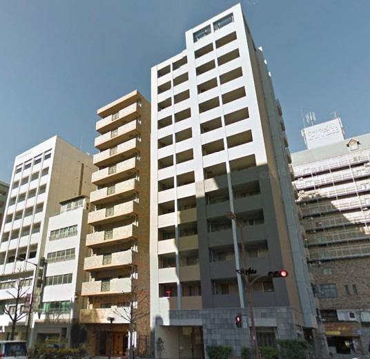 物件番号: 1025871428 リベルタ北野  神戸市中央区加納町2丁目 2LDK マンション 外観画像