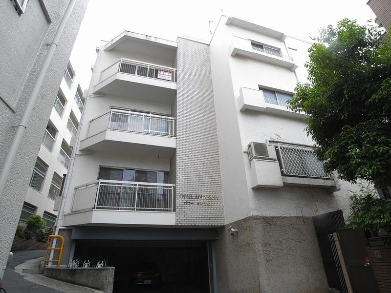 物件番号: 1025872106 PAWAマンション  神戸市中央区山本通2丁目 3SLDK マンション 外観画像