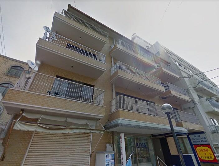 物件番号: 1025872401 B.K マンション  神戸市中央区北野町3丁目 3LDK マンション 外観画像