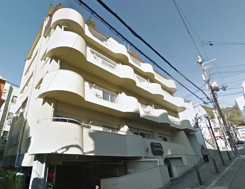 物件番号: 1025872686 パールライフビル  神戸市中央区山本通2丁目 2LDK マンション 外観画像