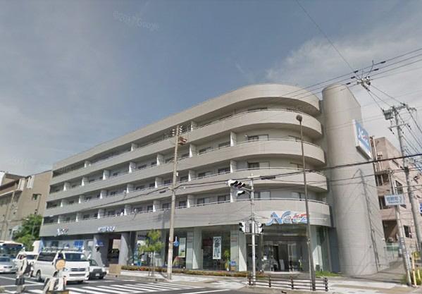 物件番号: 1025875347 琵琶サンライフ  神戸市灘区琵琶町3丁目 2DK マンション 外観画像