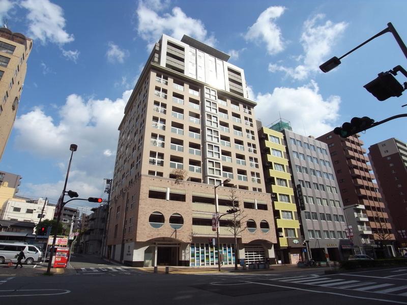 物件番号: 1025871695 ワコーレ新神戸カデンツァ  神戸市中央区布引町2丁目 2LDK マンション 外観画像