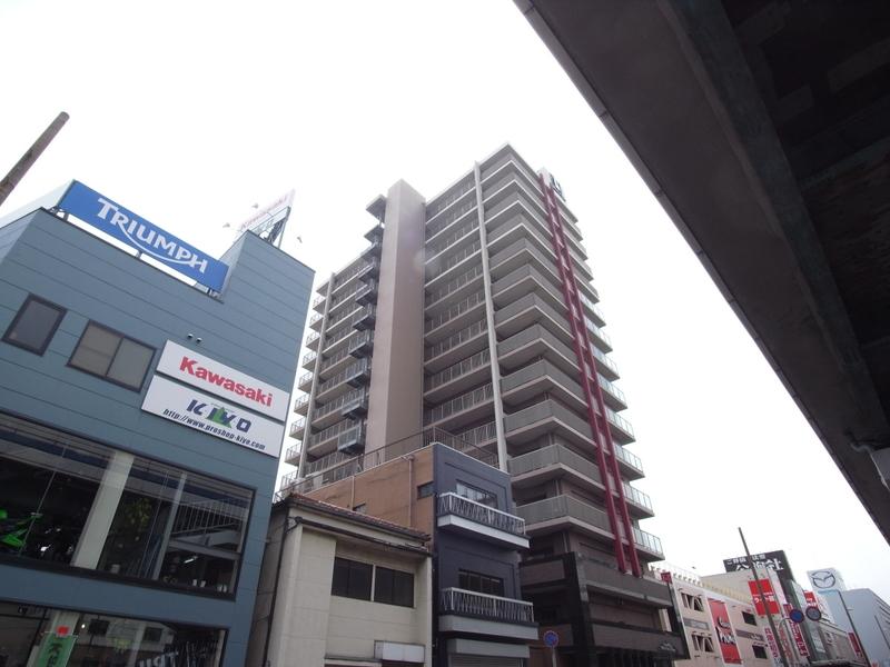 エステムプラザ神戸西Ⅴミラージュ 601の外観
