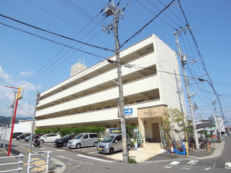 物件番号: 1025881200 夢野アパートメント  神戸市兵庫区鵯越町 1DK マンション 外観画像