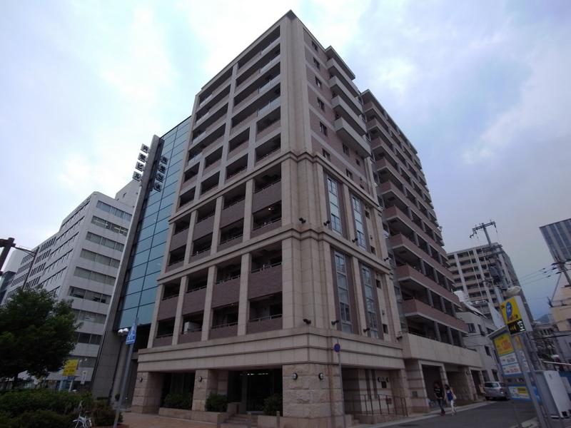物件番号: 1025863746 KAISEI神戸海岸通第2  神戸市中央区海岸通2丁目 2LDK マンション 外観画像