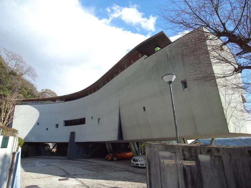 OKAMOTO HOUSE Bの外観