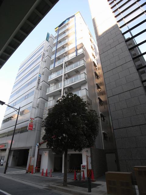 物件番号: 1025842899 プリオーレ三宮  神戸市中央区磯辺通2丁目 2LDK マンション 外観画像