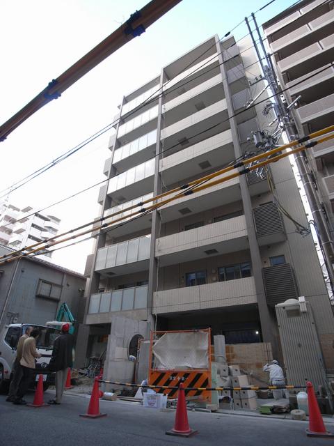 物件番号: 1025842734 グランティーク下沢通  神戸市兵庫区下沢通2丁目 2LDK マンション 外観画像