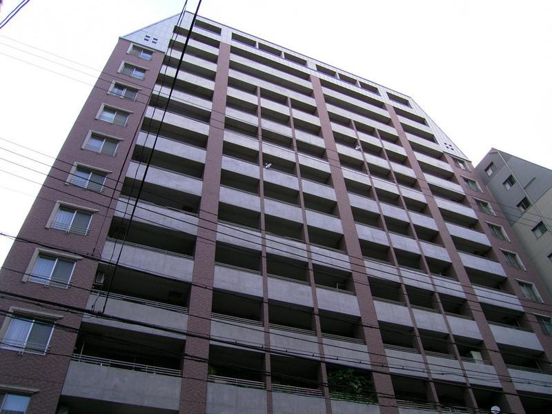 アルス神戸ハーバースクエア 404の外観