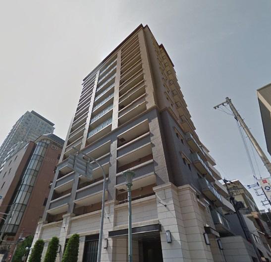 物件番号: 1025844054 ローレルコート神戸元町  神戸市中央区栄町通2丁目 3LDK マンション 外観画像