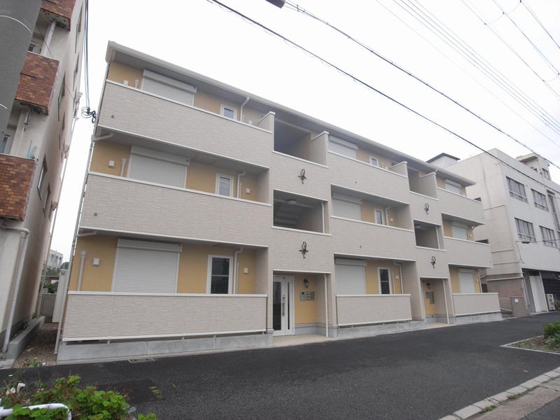 物件番号: 1025846346 フラット松原  神戸市兵庫区松原通1丁目 1LDK マンション 外観画像