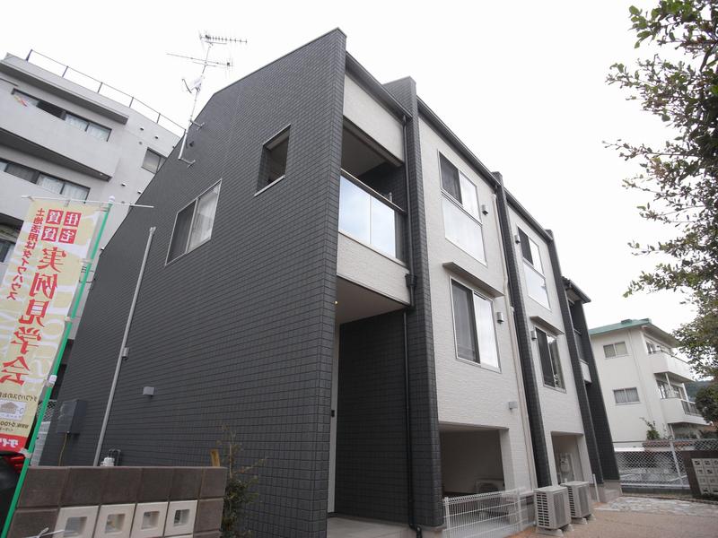 物件番号: 1025846418 コージィコート  神戸市東灘区岡本9丁目 4DK テラスハウス 外観画像
