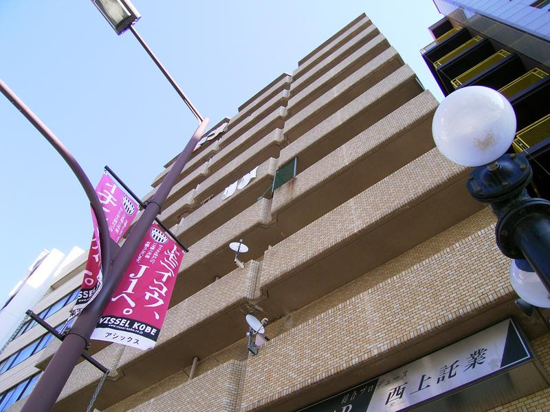 物件番号: 1025874907 グレイスハイツ新神戸  神戸市中央区布引町2丁目 2LDK マンション 外観画像