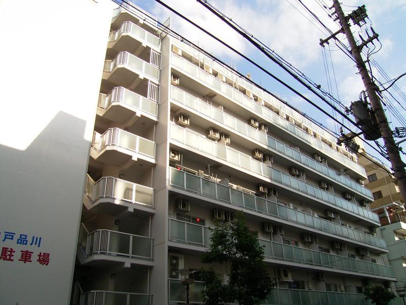 サザン神戸品川 407の外観