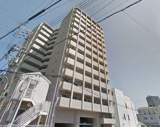 レジュールアッシュ神戸元町 809の外観