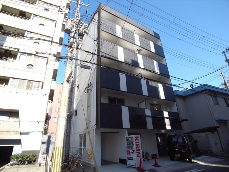 物件番号: 1025855080 プラネットフィールドKOBE  神戸市兵庫区七宮町2丁目 1LDK マンション 外観画像