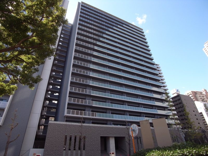 ワコーレシティ神戸三宮 620の外観