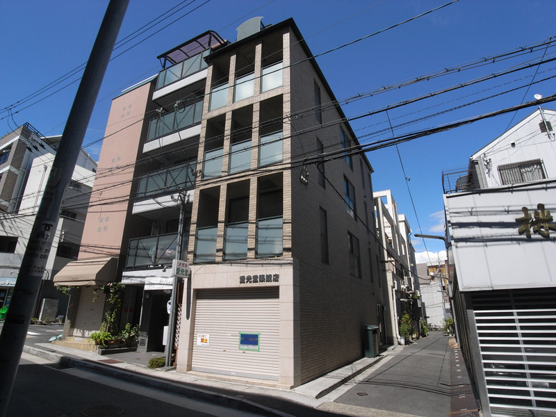 物件番号: 1025818650 メゾンメルベーユ  神戸市中央区中山手通2丁目 1LDK マンション 外観画像