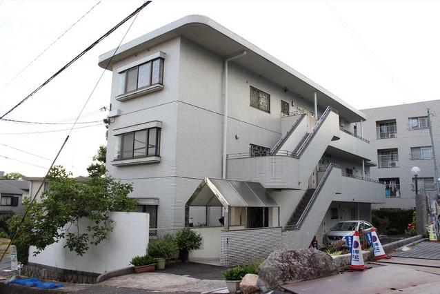 物件番号: 1025871952 セントヒル  神戸市東灘区住吉山手2丁目 3LDK マンション 外観画像
