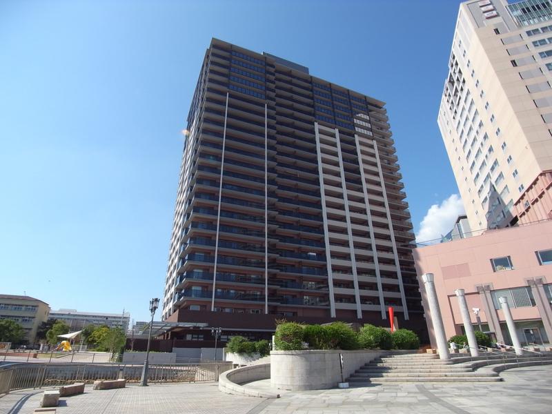 クレヴィアタワー神戸ハーバーランド 6Fの外観