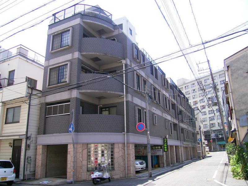 物件番号: 1025804185 二宮ロイヤルハイツⅡ  神戸市中央区二宮町4丁目 2LDK マンション 外観画像